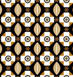 Patterned geometric Lisbon vector image vector image