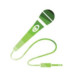 Audio system speakers icon vector