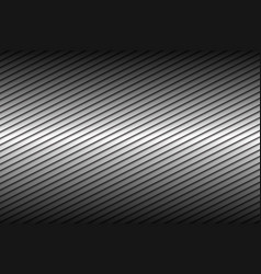 Black and silver abstract background vector