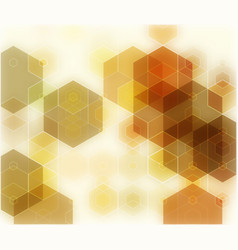 Geometric abstract brown backgrounds with vector