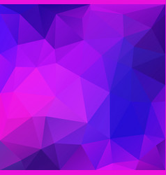 Purple abstract polygonal background vector