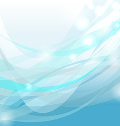 Abstract blue tone background vector image