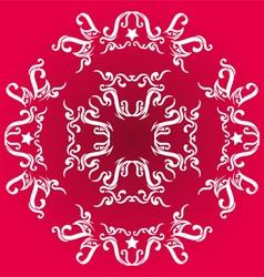 de-ornament-kecil vector image