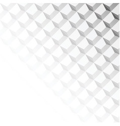 gray pattern with triangles and trapezes vector image