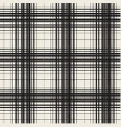kilt table seamless pattern vector image