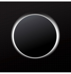 Graphic Black Background vector image