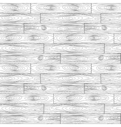 Seamless pattern with wood texture vector image