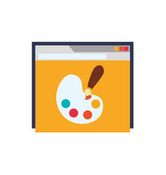 software and hardware tools vector image