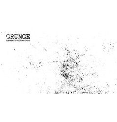 grunge style of dust particles background vector image