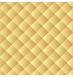 Golden texture background Leather seamless vector image