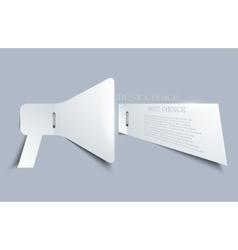 paper element design vector image