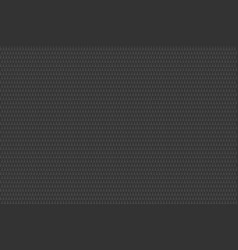 black carbon metallic texture - seamless vector image