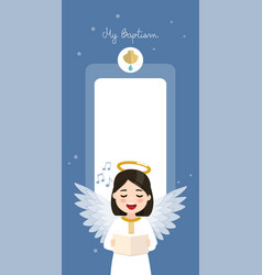 Angel Singing Vector Images Over 200