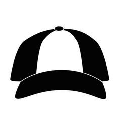 Cap accessory icon vector