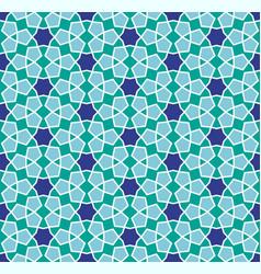 uzbek ornament vector image
