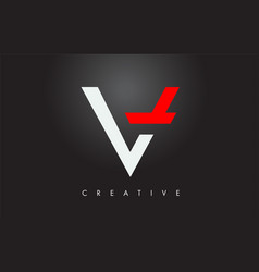 V letter monogram design logo letter icon logo vector