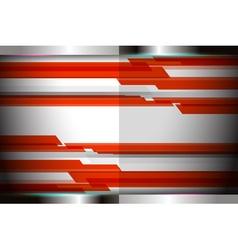 Grey geometric modern background vector