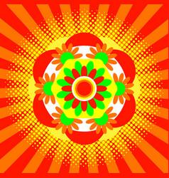 onam hindu festival kerala in india 4 september vector image