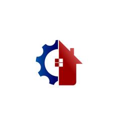 Home industry vector