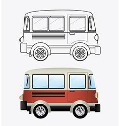Transport desing vector