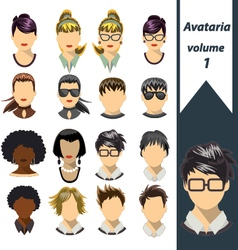 Avataria volume 1 vector