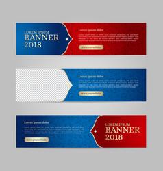 Design banner web template vector