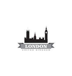 London United Kingdom city symbol vector
