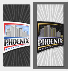Vertical layouts for phoenix vector