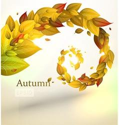 Autumn Leaf Design vector