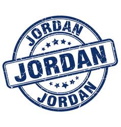 Jordan stamp vector
