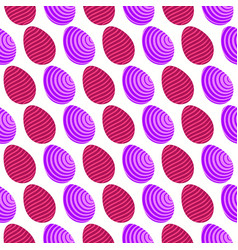 Seamless pattern of purple and maroon tilted vector
