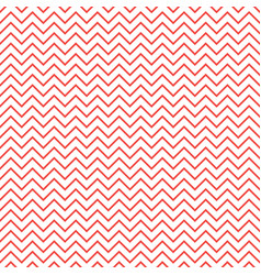 trendy simple seamless beauty many zig zag pattern vector image