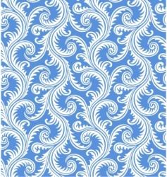 frost on window pattern vector image