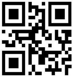 qr code says BEST BUY vector image vector image