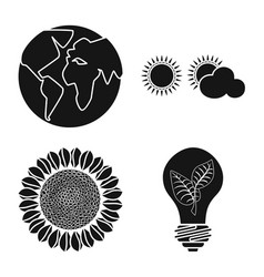 design of innovation and technology symbol vector image