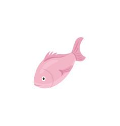 Fish 3d vector