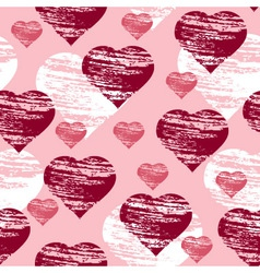 lovely seamless background vector image vector image