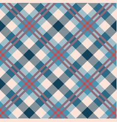classic tartan christmas plaid seamless patterns vector image