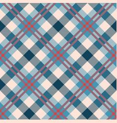 classic tartan christmas plaid seamless patterns vector image