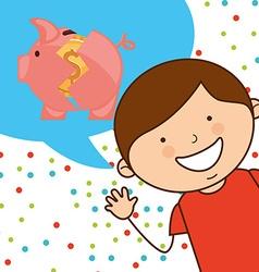 saving children vector image