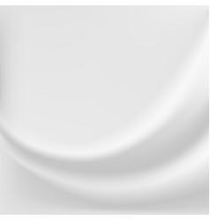 white sillk background vector image vector image