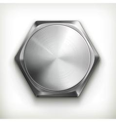 bolt icon vector image