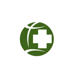 global health care community vector image