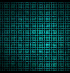 abstract colored round dots background vector image