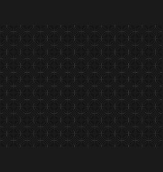 dark background with repetitive pattern vector image