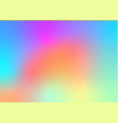 gradient blurred motion abstract background vector image