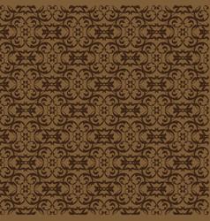 modern motifs design jepara batik vector image