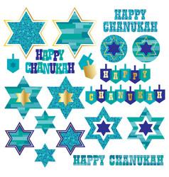 Chanukah clipart vector