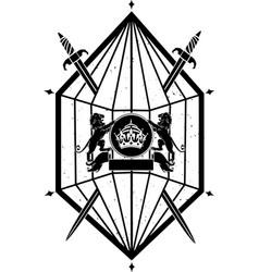 crown empire vector image