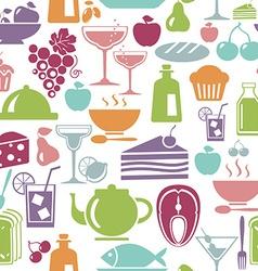 Food background vector